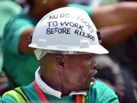 Pretul paladiului explodeaza, ca urmare a unei greve a minerilor din Africa de Sud, al doilea producator mondial. Producatotrii auto raman fara elementul de baza pentru reducerea poluarii