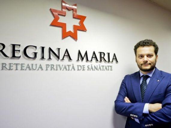 Reteaua de sanatate Regina Maria a avut o cifra de afaceri de 91 milioane euro, in 2016, in crestere cu 40%