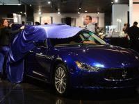 Maserati nu mai face fata cererii pentru modelele Ghibli si Quattroporte. Producatorul de masini lux vrea sa dubleze reteaua de dealeri