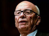"""Rupert Murdoch, interesat sa cumpere Time Warner si sa creeze un """"mega-colos, un gigant de proportii inimaginabile"""""""