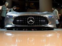 Daimler si Nissan vor produce masini de lux, la o noua fabrica de 1 miliard de euro din Mexic