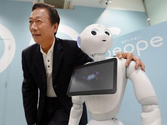 iPhone 6 va fi construit de roboti. Foxconn vrea sa introduca  Foxbotii  in fabricile sale, prioritate avand asamblarea produselor Apple