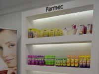 Farmec, unul dintre putinele branduri care au rezistat dupa '89, a dechis primul magazin in afara tarii, la Salonic