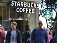Starbucks deschide cafenea la parterul Hanului lui Manuc, din Piata Unirii