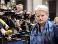 """Lituania avertizeaza impotriva unei """"mistralizari"""" a politicii UE. Franta, criticata pentru vanzarea navelor Mistral, Rusiei, pentru 1 mld. euro. SUA: Nimeni nu ar trebui sa-i furnizeze arme. E o chestiune de bun simt"""