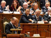 """Basescu: """"Poate se gandeste premierul la alte solutii privind nominalizarile pentru Cultura si Buget"""". Ponta: """"Declaratiile presedintelui sunt de carciuma"""""""