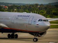 Doborata de sanctiunile UE. Filiala low-cost a companiei aeriene rusesti Aeroflot si-a suspendat zborurile
