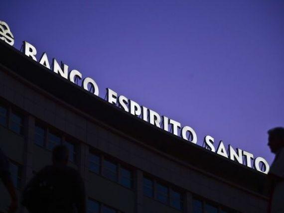 Portugalia nationalizeaza Banco Espirito Santo, printr-un program de salvare de 4,9 miliarde de euro