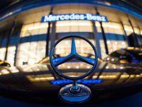 Birourile Mercedes-Benz din Shanghai, perchezitionate de autoritatile antitrust din China. Gigantii auto, acuzati de fixarea preturilor