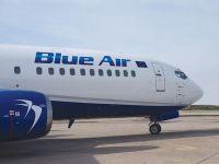 Blue Air aloca un Boeing bazei din Cluj, de unde lanseaza patru rute noi. Din vara, operatorul va lega Transilvania de litoralul Marii Negre