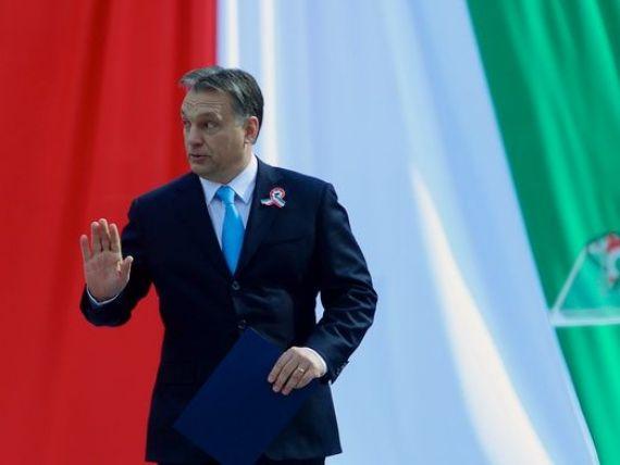 Ungaria ar putea bloca proiectul Acordului de liber-schimb UE-SUA. Budapesta se opune vehement oricarui plan de impunere a unei  superautoritati omnipotente  asupra institutiilor ungare
