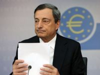 """BCE a mentinut dobanda de politica monetara la minimul record de 0,05%, pentru a impulsiona creditarea. Draghi: """"Unele tari trebuie sa accelereze reformele"""""""