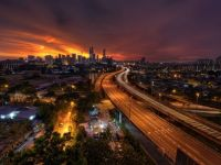 Autostrazi romanesti cu tehnologie malaeziana. Firmele din Kuala Lumpur, asteptate sa investeasca in infrastructura din Romania