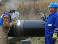 Romania incepe sa livreze gaze catre Chisinau, de saptamana viitoare. Gazoductul Iasi-Ungheni, investitie de 120 mil. euro, inaugurat de ziua independentei R.Moldova