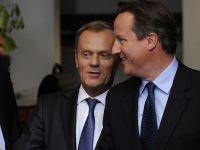 """Pastrarea Regatului in UE, principala misiune a lui Donald Tusk la sefia Consiliului European: """"Nu imi pot imagina Uniunea fara Marea Britanie"""""""