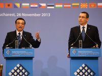 Ponta a plecat la Beijing, dupa banii chinezilor. Ce proiecte ar putea finanta in Romania a doua putere economica a lumii