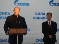 Putin inlocuieste Europa cu Asia. Moscova si Beijingul au inceput lucrarile la conducta care va transporta gazele rusesti in China