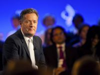 Piers Morgan a parasit CNN