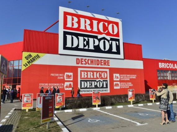 Kingfisher redeschide inca sase foste magazine bricostore for Brico depot 15 aout ouverture