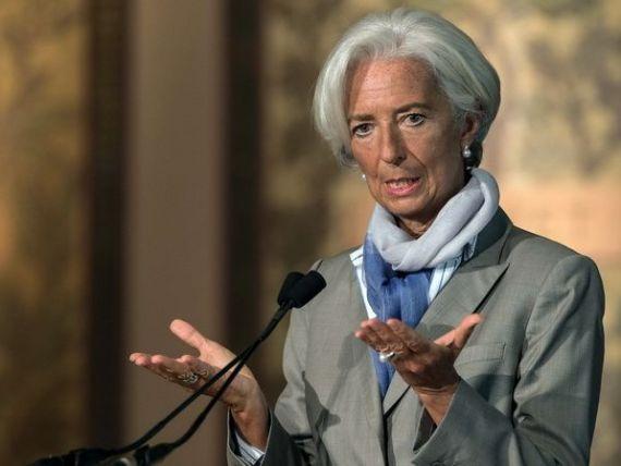 Grexit 2015. Lagarde avertizeaza asupra restructurarii datoriilor Greciei.  Vor fi consecinte asupra credibilitatii semnaturii tarii