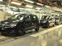 Piata auto romaneasca a crescut in 2014, dupa sase ani de declin. Producatorii auto au fabricat aproape 400.000 de masini, cele mai multe Dacia Duster si Logan
