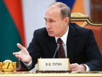 "Putin: Exista ""riscuri majore"" privind tranzitul gazelor ruse prin Ucraina spre Europa"