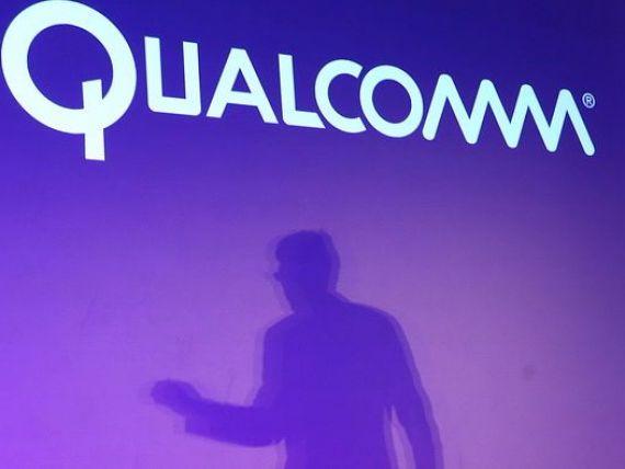 Qualcomm, cel mai mare producator de cipuri pentru telefoane mobile din lume, preia CSR, pentru 2,5 mld. dolari