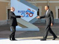 """Putin il acuza pe Obama de atitudine """"ostila"""" fata de Moscova. """"Tentativa de a exercita santaje asupra Rusiei este imprudenta"""""""