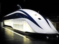 Japonia face primele teste cu calatori pentru cel mai rapid tren din lume, care va atinge 500 km/ora. Cererea, de 1.500 de ori mai mare decat numarul biletelor puse in vanzare