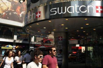 Ceasurile de lux nu mai au cautare, in epoca smartwatch-urilor. Actiunile Swatch s-au prabusit pe bursa, valoarea companiei ajungand la cel mai redus nivel din ultimii sase ani