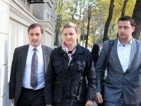 Adriana Ticau, fost ministru al Comunicatiilor, pusa sub invinuire in dosarul Microsoft - surse