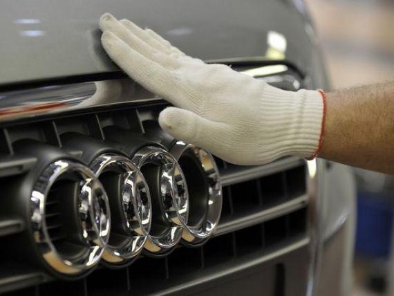 Investigație extinsă la Audi, în scandalul Dieselgate. Autoritățile verifică dacă modelele diesel A6 și A7 manipulează emisiile poluante