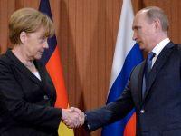 Venirea iernii sperie Europa. Cancelarul german Angela Merkel ii cere lui Vladimir Putin sa sustina gasirea unei solutii rapide in criza gazelor cu Ucraina