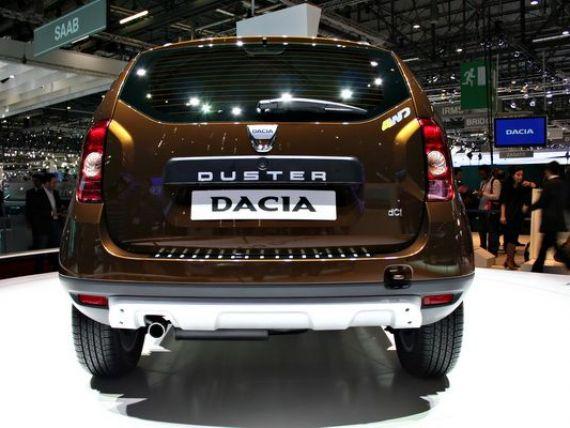 Europenii cumpara din ce in ce mai multe masini Dacia. Cota de piata a marcii romanesti continua sa creasca, la fel si veniturile Renault