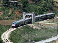 Rusia modernizeaza caile ferate din Coreea de Nord, in schimbul accesului la resursele de uraniu, carbune si metale rare