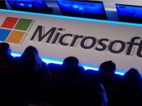 Veniturile Microsoft au crescut cu 12,6%, la noua luni, pe fondul cresterii vanzarilor diviziei de cloud computing si a vanzarilor de servere mai scumpe