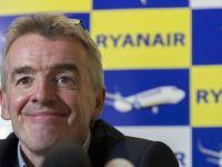 Operatorii low-cost iau avant pe fondul crizei economice. Ryanair si-a imbunatatit pentru a doua oara estimarea de profit, dupa aplicarea strategiei de atragere a clientilor corporatisti