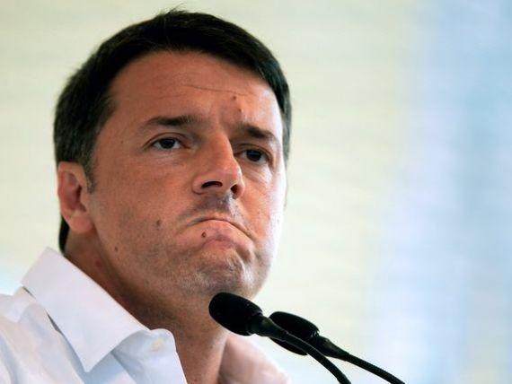 Seful CE, acuzatii dure la adresa premierilor Italiei si Marii Britanii. Renzi cere Bruxelles-ului  respect : Eu nu merg in Europa sa spun  va rog, ascultati-ma . Eu nu cersesc