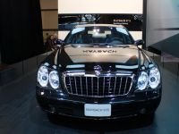 Mercedes-Benz relanseaza modelul Maybach pentru a reduce diferenta fata de BMW si Volkswagen, pe piata masinilor de lux