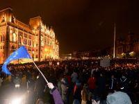 Mii de persoane au demonstrat impotriva Guvernului Orban la Budapesta, acuzat ca indreapta Ungaria catre Rusia