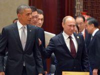 """Obama a promulgat legea care-i permite sa impuna sanctiuni Rusiei. Merkel: Raman """"inevitabile"""". Mogherini: """"Lumea nu a mai fost niciodata atat de periculoasa si de dificila ca acum"""""""