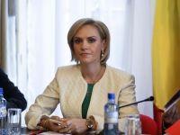 Gabriela Firea, candidat din partea PSD la Primaria Capitalei