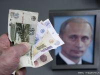 "Economia Rusiei este oficial in criza. Moody's a scazut ratingul tarii la Baa3, cu doar o treapta deasupra categoriei ""junk"""