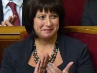 O americanca a ajuns ministru al Finantelor in Ucraina. Din noul Guvern prooccidental fac parte tehnocrati straini care au primit cetatenia abia ieri