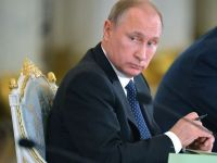 """Putin ar fi afirmat ca Porosenko i-a propus sa """"ia Donbas"""""""