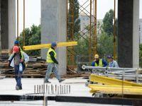 Constructiile au crescut, in primele opt luni, cu peste 11%
