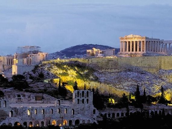 Grexit 2015. Moody s: Iesirea Greciei din zona euro, mai putin probabila decat in 2012