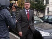 Codruţ Sereş, eliberat condiţionat. Fostul ministru al Economiei a executat 3 ani din pedeapsa de 4 ani și opt luni