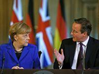 """Merkel nu face concesii in ceea ce priveste imigratia in interiorul UE. Cameron: """"Sunt de acord cu libera circulatie. Ceea ce nu pot accepta este abuzul"""""""