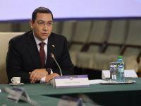 Proiectul Codului Fiscal va fi aprobat miercuri de Guvern si trimis Parlamentului. Ce spune Ponta despre majorarea taxelor si impozitelor locale